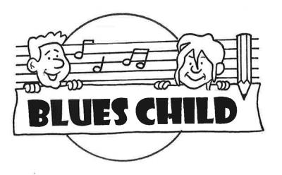 Blues Child – Risultati del concorso di disegno per le scuole