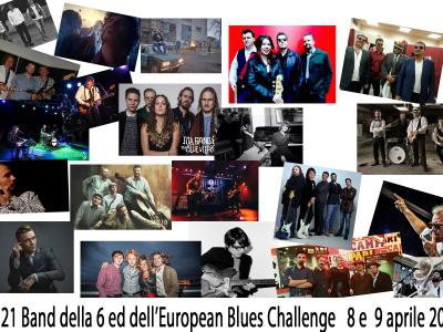 Le 21 band di EBC 2016