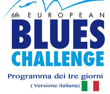 Programma dei 3 giorni (versione italiana)