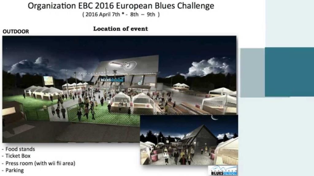 EBC 2016 – April  7th to 9th