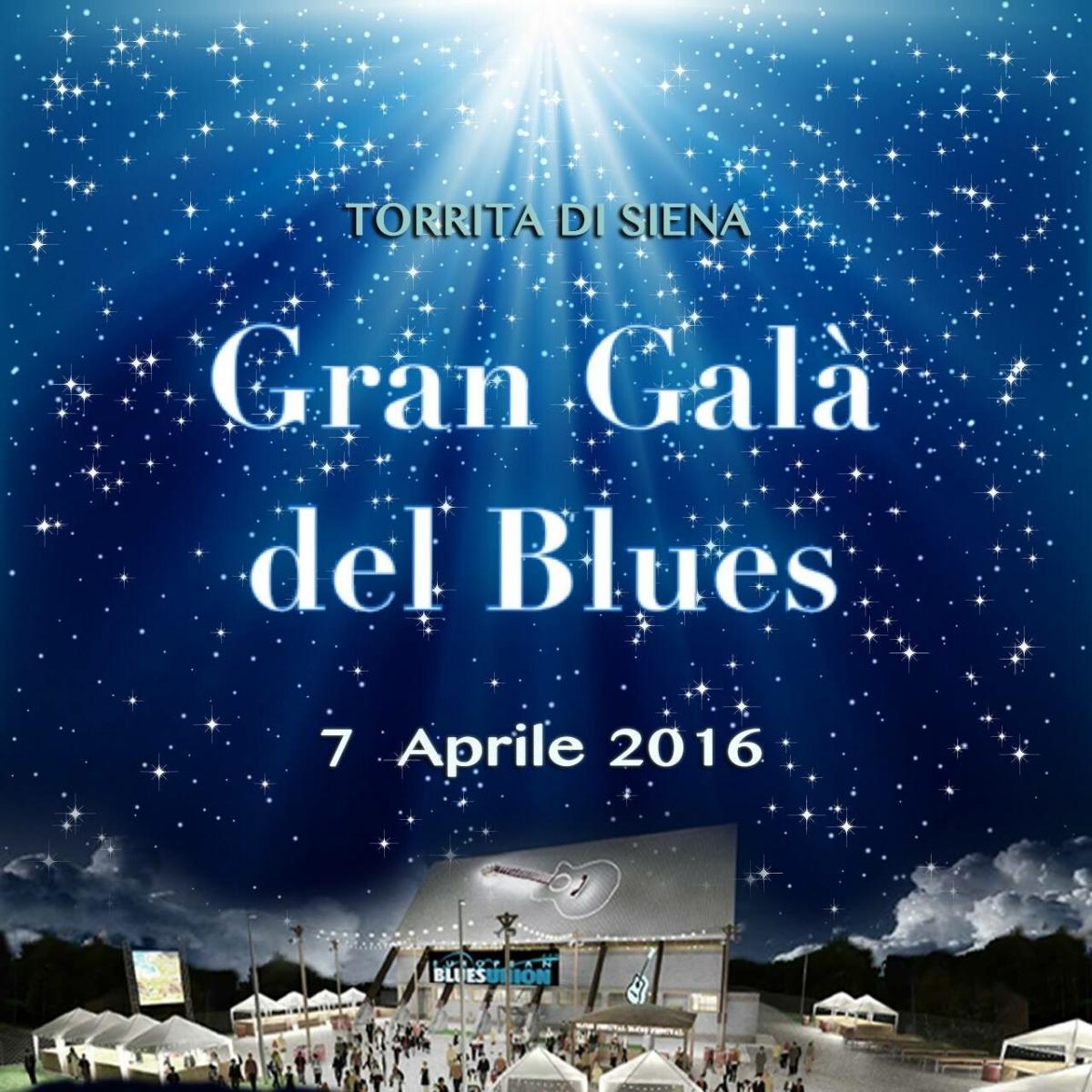 Gran Gala del Blues 7 aprile