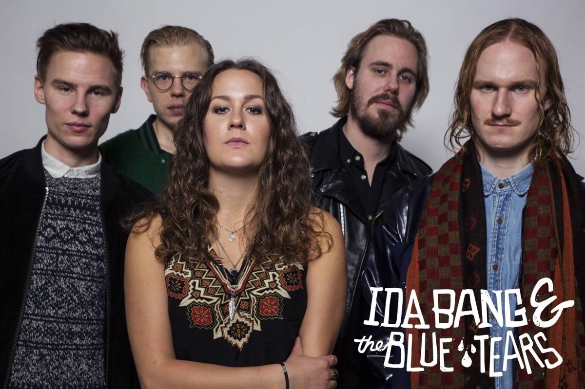 Ida Bang & The Blue Tears  - Svezia