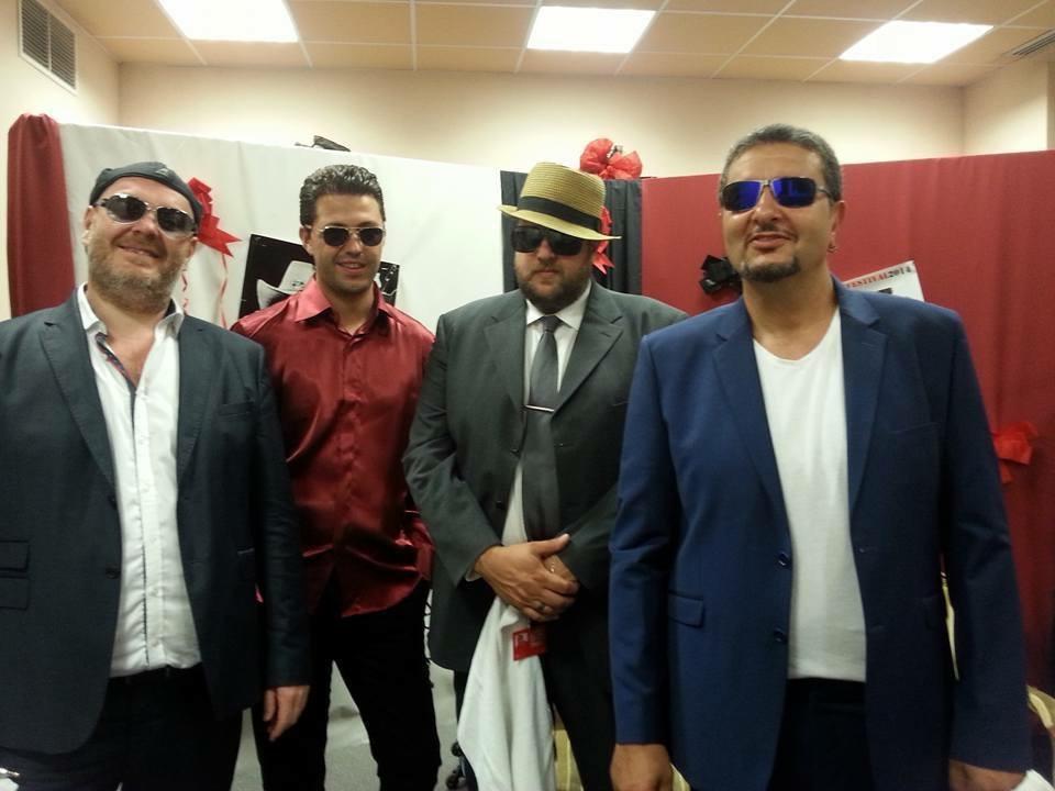 Gas Blues Band - Francia